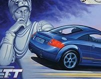 Audi TT Advertisement