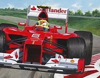 Ferrari 2012 F1