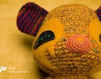MOJU 黎明 / MOJU Knitting Dolls