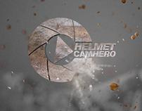 Helmet Cam logo Animation Concepts