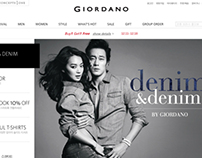 Giordano(korea) web Renewal