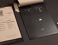 Corporate Design - The Boy Restaurant