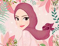Web Design & Identité visuelle du blog 'Nude Lipstick'