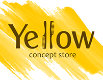 Yellow Concept Store - Ecommerce