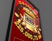 Slot machine winning