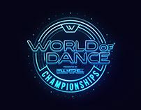 World of Dance Championships: Logo