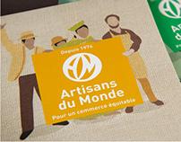 Artisans du Monde - Branding