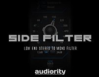 Side Filter (Effect Plugin)