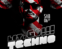 LETS GO!!! TECHNO at Clash Club