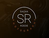 Sacha Rüede Photography Branding