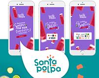 Social Media Santa Polpa - Parte I