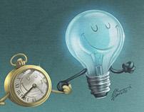 Las buenas ideas llevan su tiempo