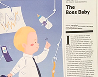 Variety magazine film review - boss baby