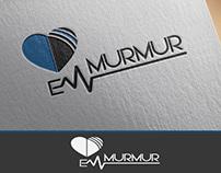 E-murmur - heart auscultation device - Logo