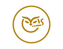 Havana Owl Logo Design