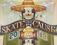 Skate for a Cause 2013