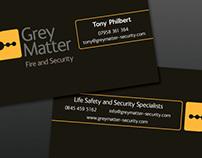Grey Matter brand design