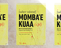 Identidad \ Evento Momba'e kuaa