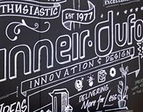 Kinneir Dufort Chalkboard