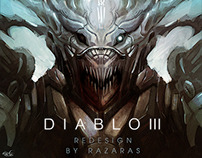 DIABLO III - Redesign02 (Thai version)