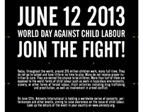 World day against child labour - Amnesty