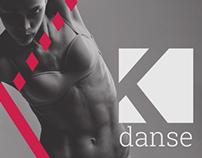 Branding & flyer - K'Danse