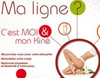 Campagne Affiches & Leaflet