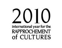 [International year for the rapprochement of cultures]