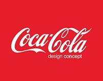 Cocacola design concept