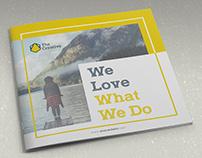 The Creative Brochure - Square Vol. 2