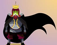 king pea