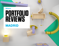 Behance Portfolio Reviews Madrid