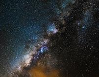Astrofotografía - Ecuador