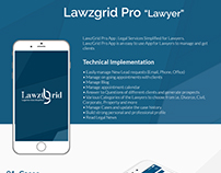 Lawzgrid Lawyer |Case Study
