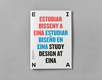 Study design at Eina