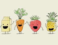 Fruity Friends -Pressed Juice Co.