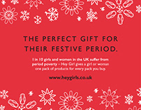 Hey Girls - Festive Period