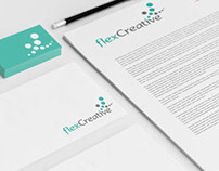 flexCreative logo design