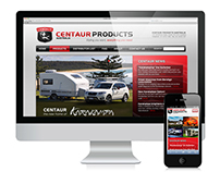 Centaur Products Australia Website