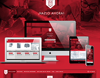 Marlboro Campaign | Interactive Desktop Mobile Showcase