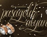 Paşagold alyans Bilboard design