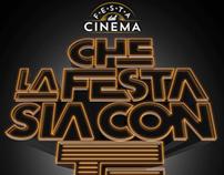 Festa del cinema (Logo & Print)