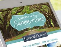 Savannah Quarters Summer Getaway