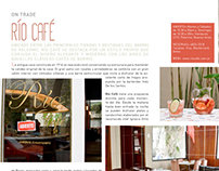 publication for rio cafe bar