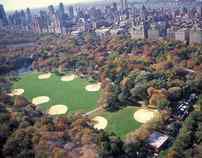 Restoration of Great Lawn in Central Park, NY, NY
