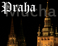 Prague Postcard Project