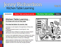 Kitchen table Learning
