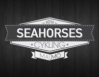 SeaHorses Cycling . Branding