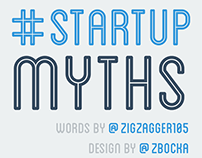 Startup Myths #GEW2014 - Graphic Design