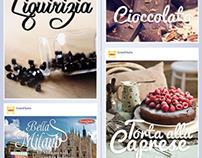 Social media Grand'Italia